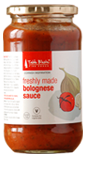 Table B'Hote gluten free bolognese sauce