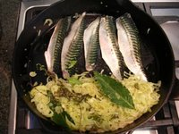 Gluten Free Mackerel Recipe